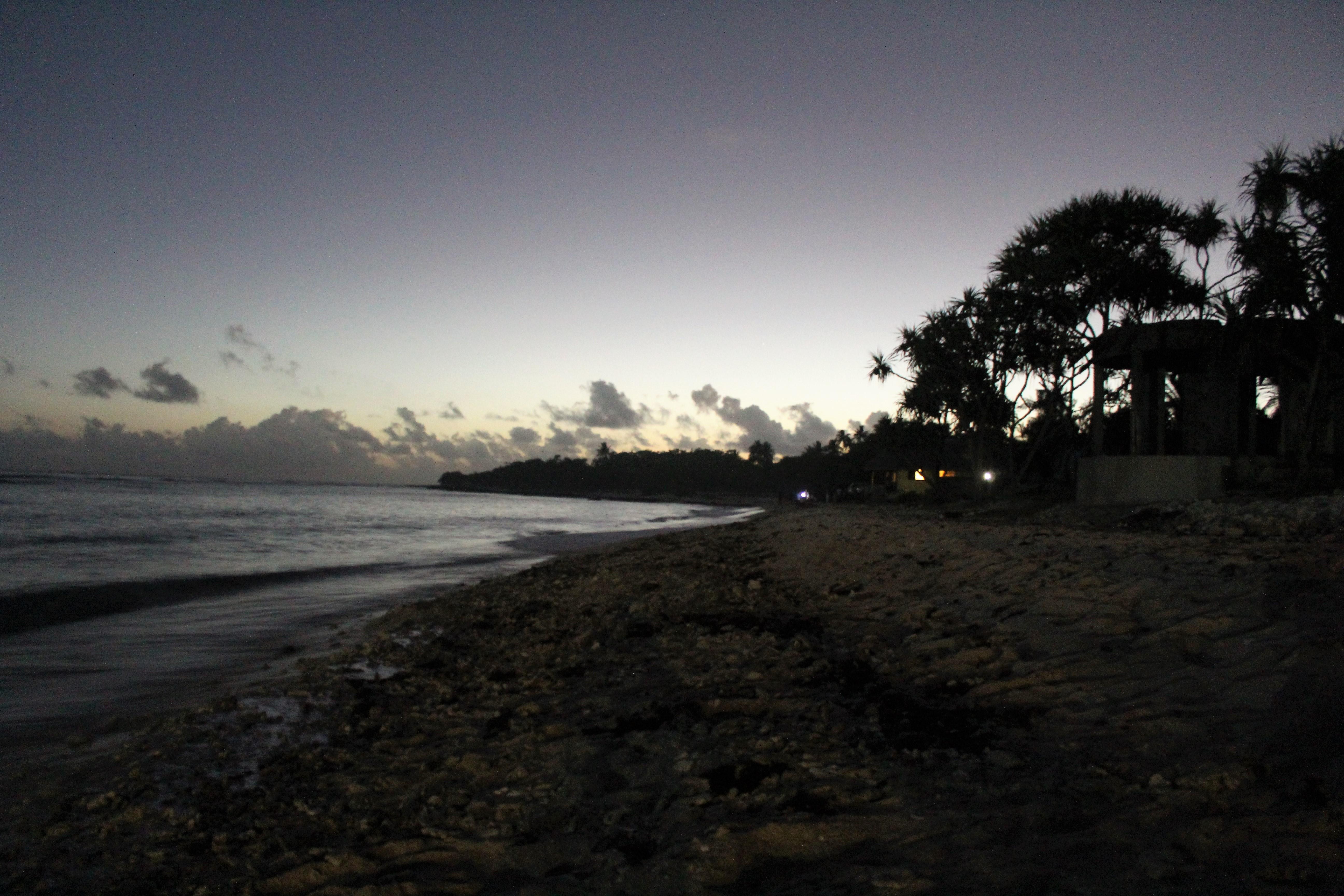 Raine Kalotiti - Pango sunset
