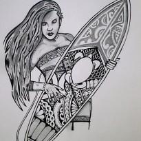 Artist: Gideon Arudali