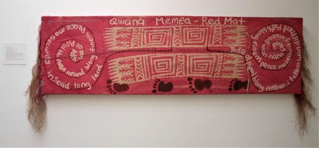 Qwana Memea - Red Mat