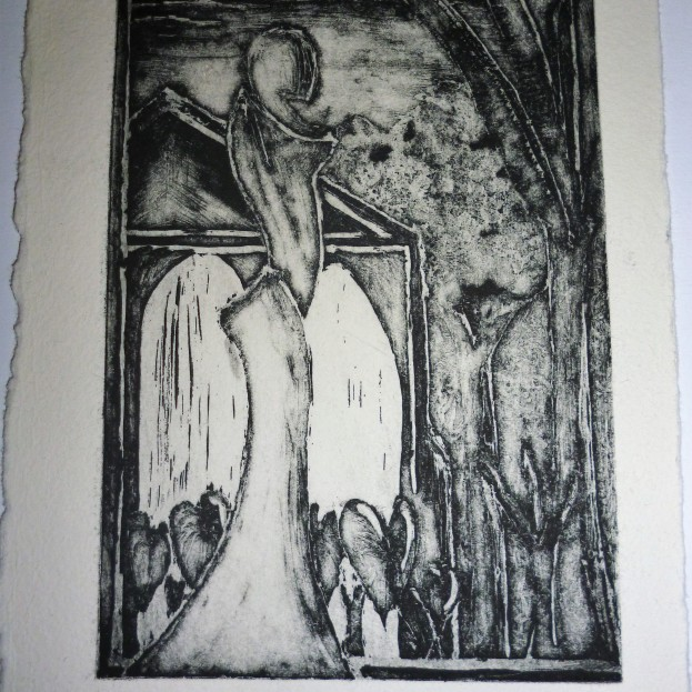 Print from Copper Plate - series 1 of 4