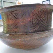 James Zepeta - Lapita Wooden Bowl