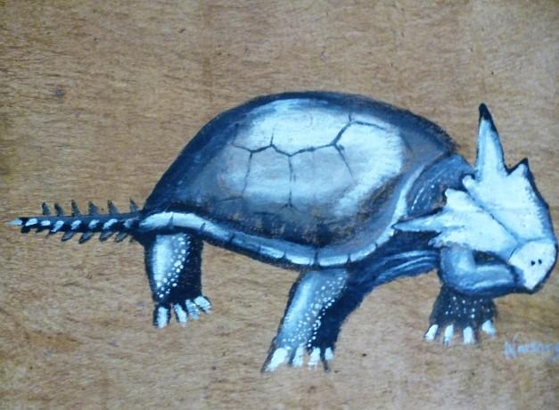 Narsong Taleo - Turtle